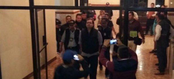 Justicia y reparación de daños tras detención de Duarte, pide PAN