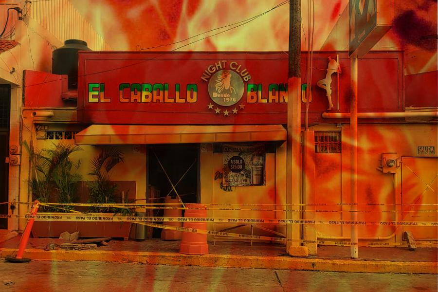 Caballo Blanco: sexto negocio incendiado en Coatzacoalcos