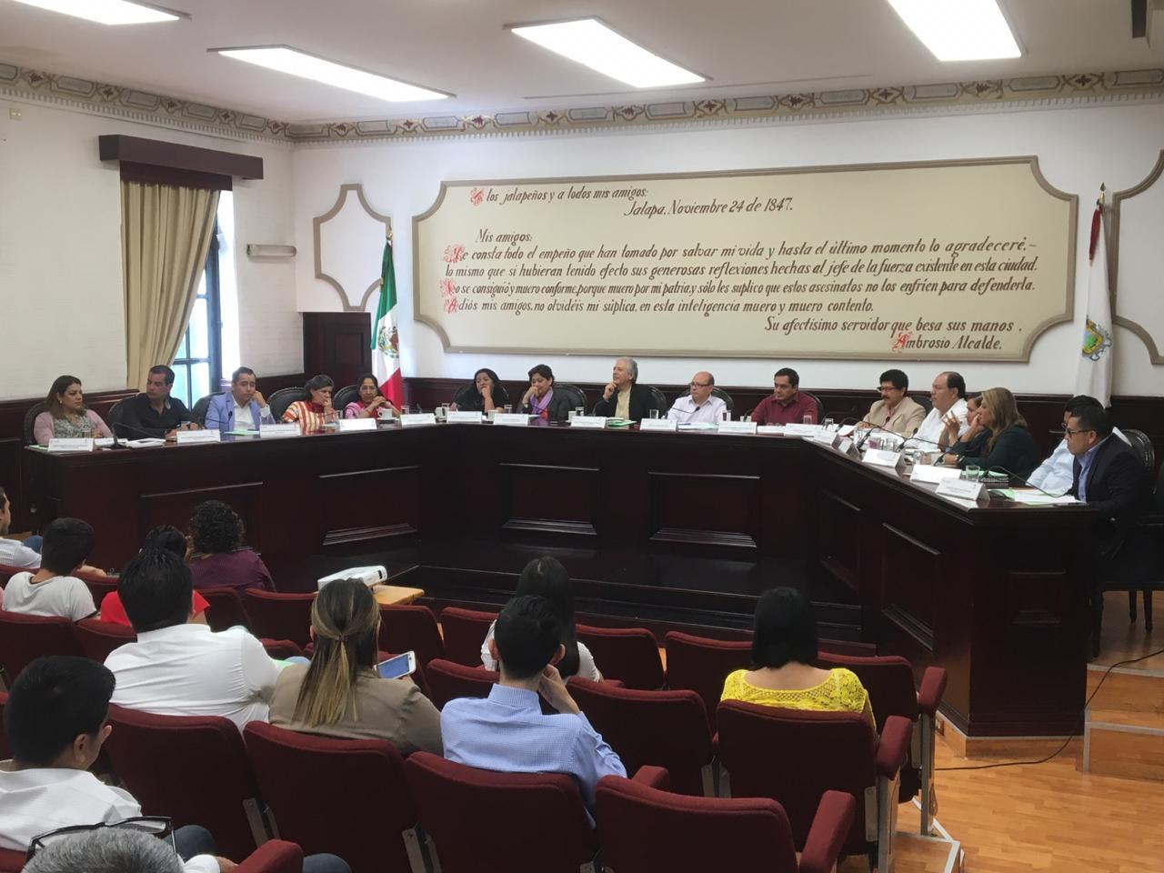 Obras para Xalapa y recursos del FORTAMUN