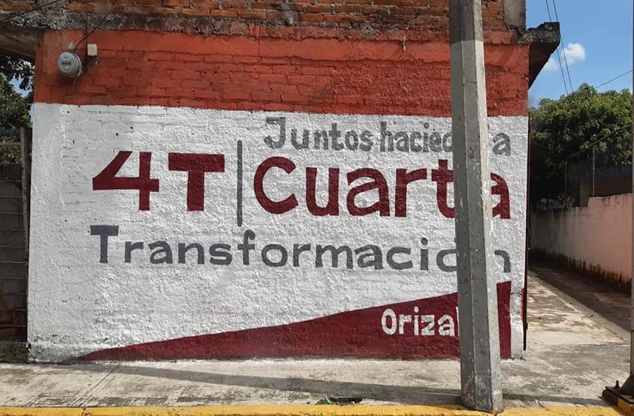 Cabildo de Orizaba analizará remover propaganda de Morena