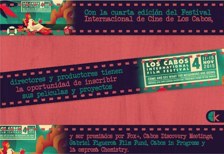 Los puntos buenos del Festival de Cine de Los Cabos