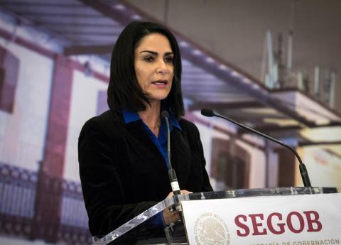 Gobierno de México ofrece disculpa a la periodista Lydia Cacho