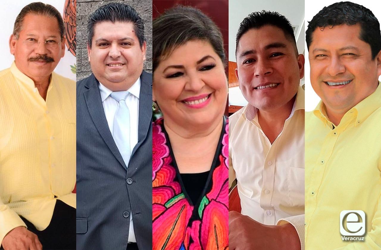 Cacicazgos fallidos: Políticos se quedan sin heredar cargos en Veracruz