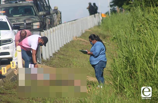 Abandonan 6 cadáveres en frontera con Tabasco