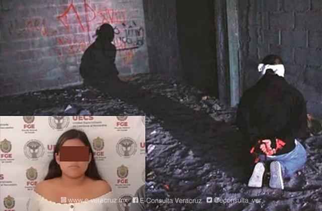 Cae mujer ligada al Bukanas por secuestro de profesor en Río Blanco