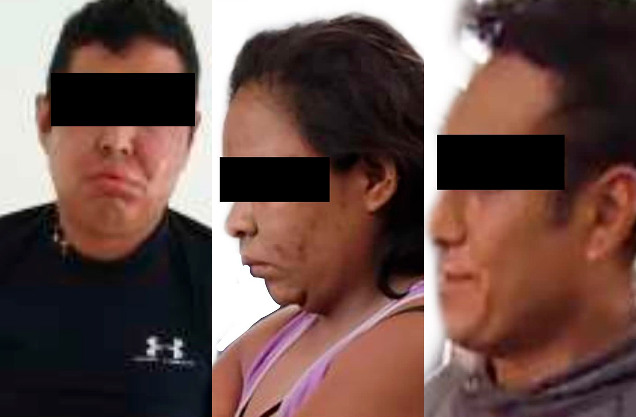 Caen a 3 presuntos narcomenudistas en Ixtac y Fortín