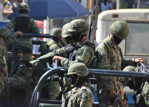 ONGs y especialistas se pronuncian contra Guardia Nacional de AMLO