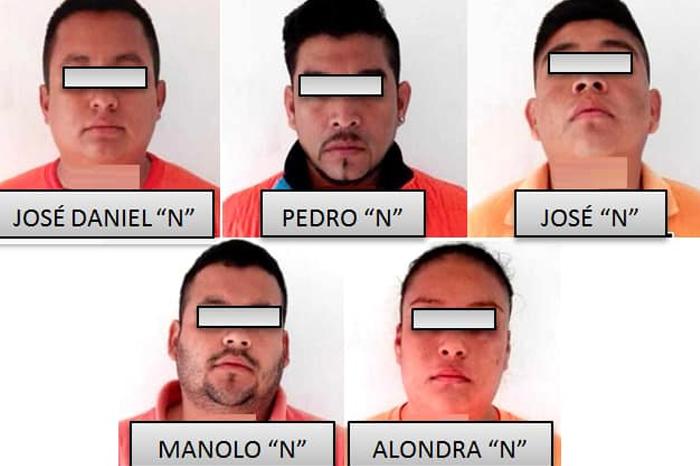 Imputan a 5 por caso Caguamos, Fiscalía los vincula a Cártel del Siglo
