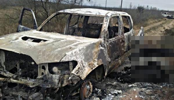 Tamaulipas: son 21 los cuerpos calcinados hallados, confirma Fiscalía