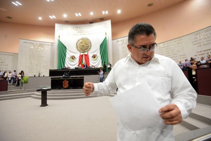 Bancada del PRI dice que prevalecerá diálogo a pesar de ruptura con Sergio Hernández