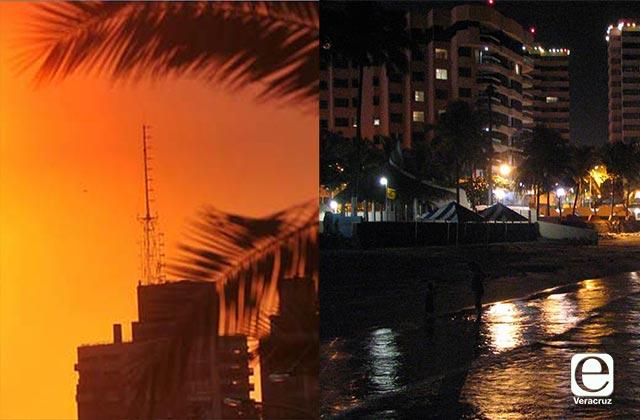 Habrá calor diurno y frío por la noche en costas de Veracruz