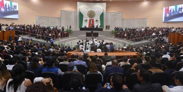 LXIV legislatura ha quedado a deber a Veracruz: COPARMEX