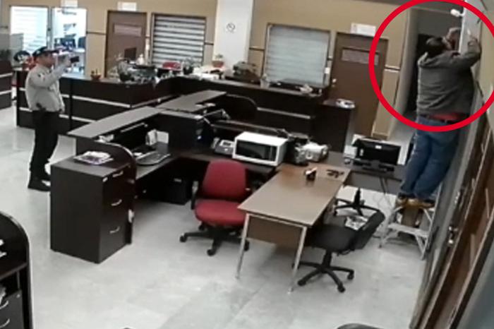 Desinstalan cámaras en oficina de diputada que denunció robo en el Congreso