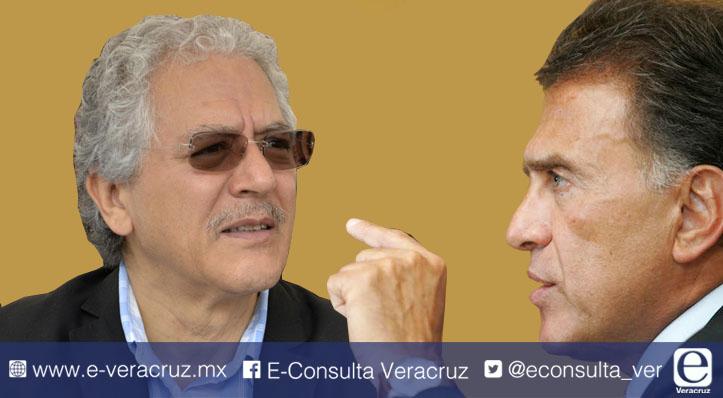Alcalde de Xalapa y Yunes se vuelven a confrontar; ahora por redes sociales