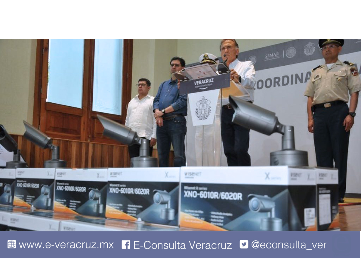 """Adelantan auditorías de 2018 para revisar """"Videovigilancia"""" de Yunes"""