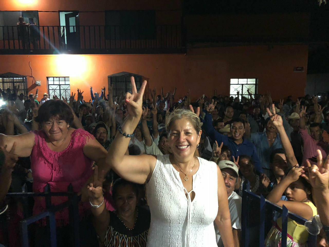 PREP señala triunfo de PAN-PRD en Camarón de Tejeda