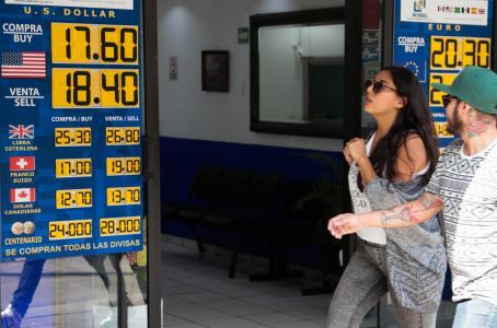 Casas de cambio, un sector que se extingue en México