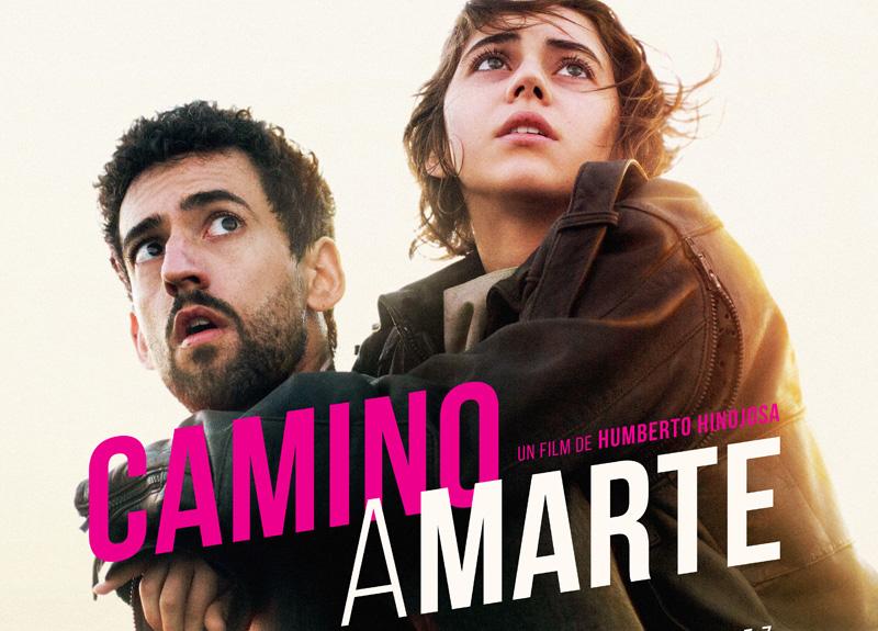 Camino a Marte, la nueva apuesta del cine mexicano