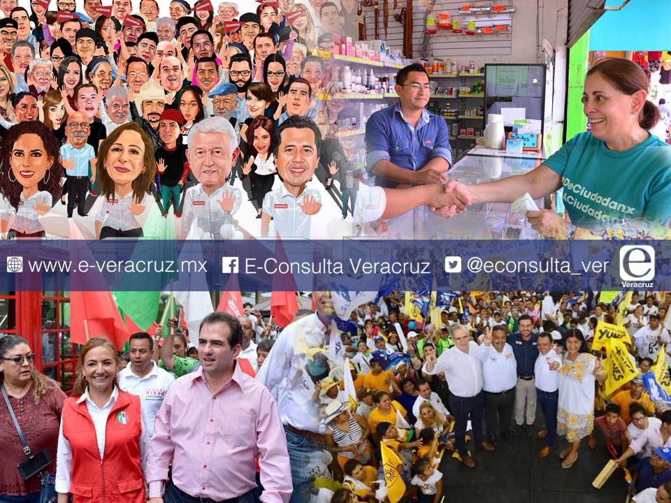 Gasto en campañas, supera el presupuesto de los 10 municipios más pobres