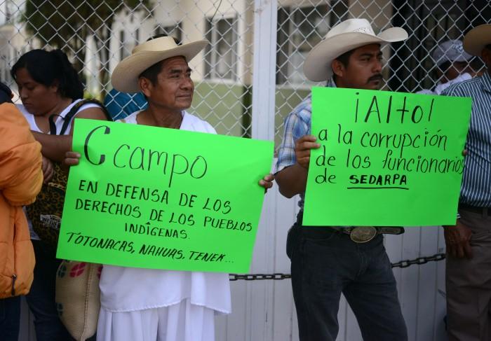 Campesinos tomarán instalaciones de Sagarpa en la CdMx