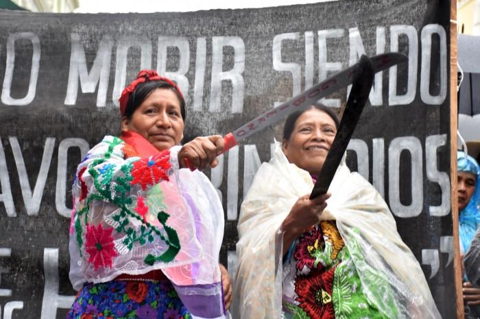 Noventa mil campesinos promoverán amparos ante SCJN por