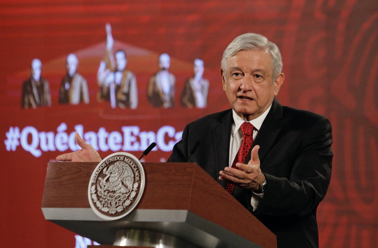 """""""Canallesco"""", que Duarte declare contra Peña: AMLO"""