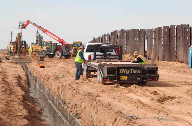Cancelación del muro entre E.U y México, un hecho histórico: AMLO
