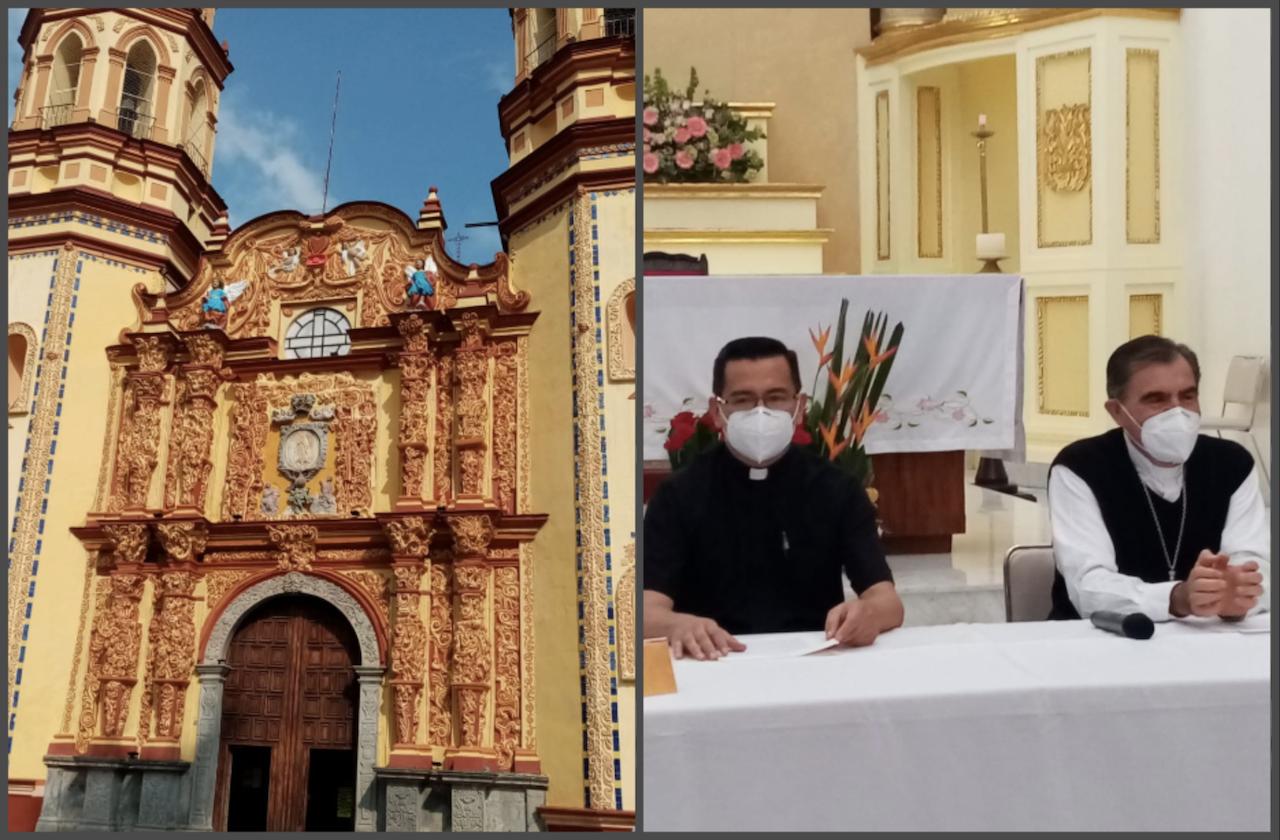 Cancelan peregrinaciones guadalupanas en Orizaba