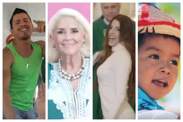 Del Na na na na ná a la Señora Bien, las canciones electorales del 2018
