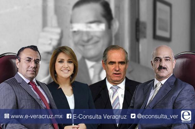 Exdiputados que respaldaron a Luis Ángel