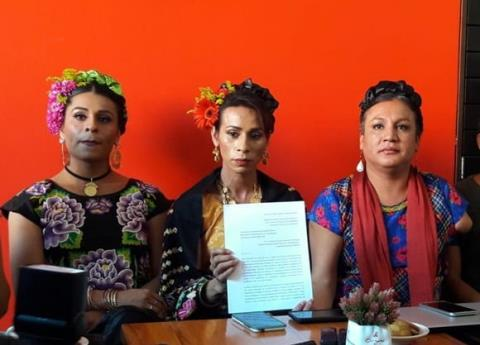 17 hombres simularon ser transexuales para obtener candidatura en Oaxaca