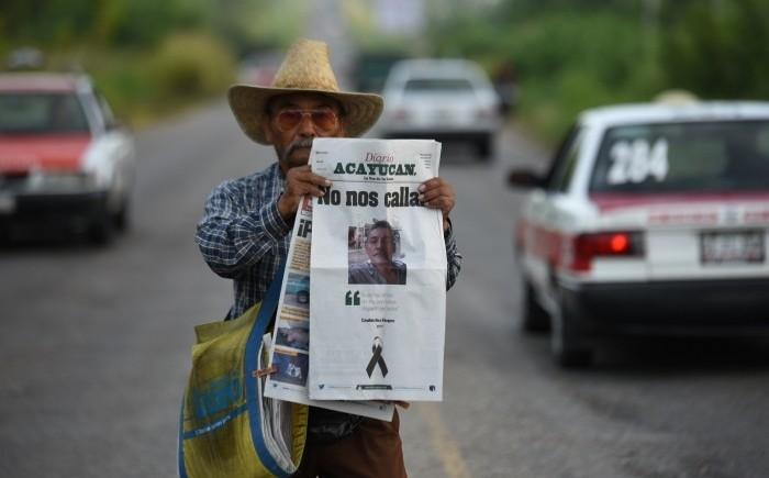 Congreso lamenta homicidio de periodista en el sur de Veracruz