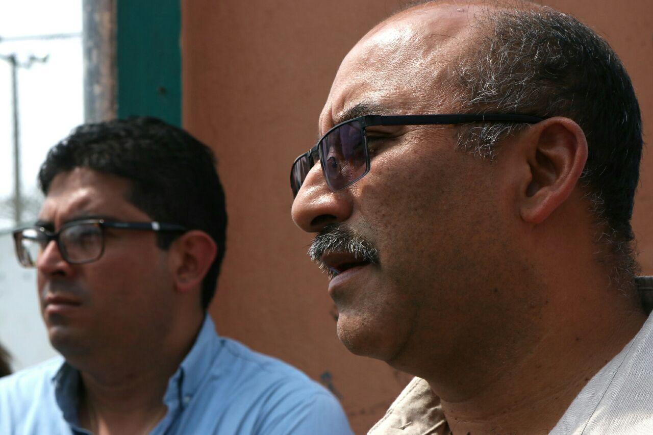 Denuncia PRD violencia política y de género en contra de Barrales