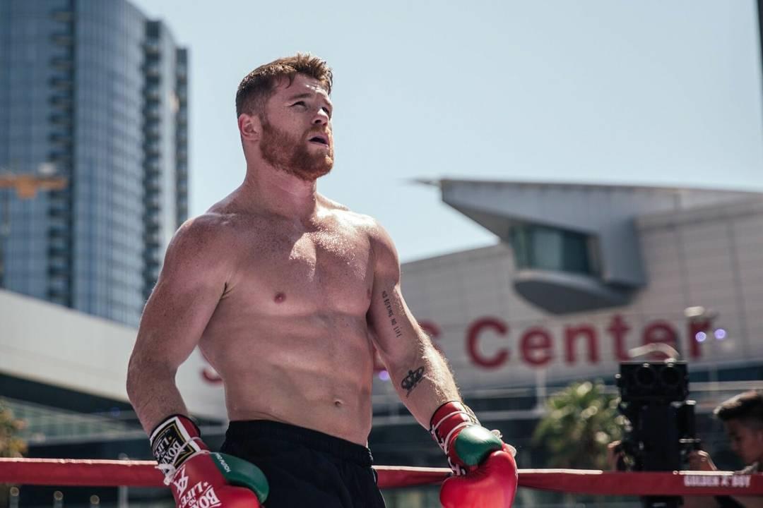 La dieta del Canelo Álvarez para su pelea vs Golovkin