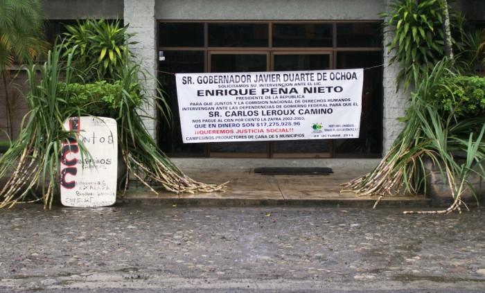 Cañeros del Ingenio Independencia reinician sus protestas