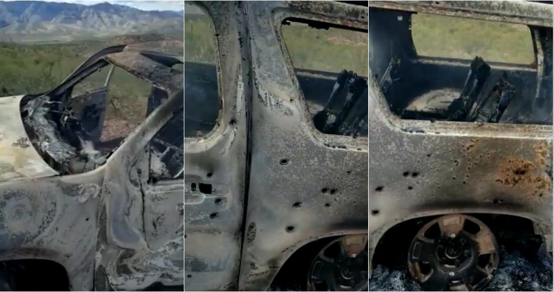 VIDEO: Atentado a la familia LeBarón deja al menos diez muertos