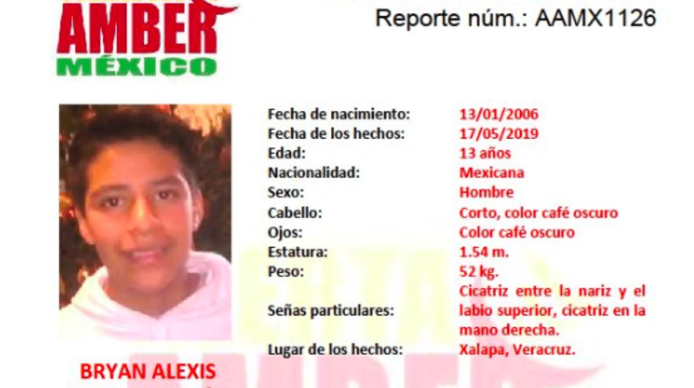 Padre de Brayan Alexis acusa inacción de FGE para investigar desaparición