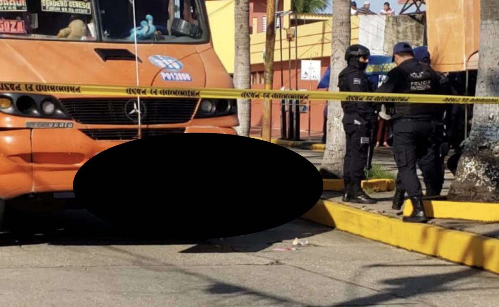 Urbano mata a niño de sólo 4 años, en Coatzacoalcos