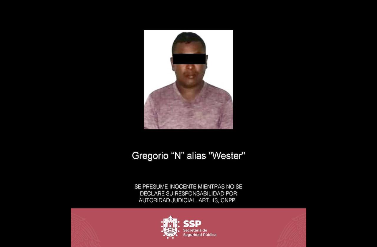 """Capturan a """"El Wester"""" en Omealca; era buscado en EU"""