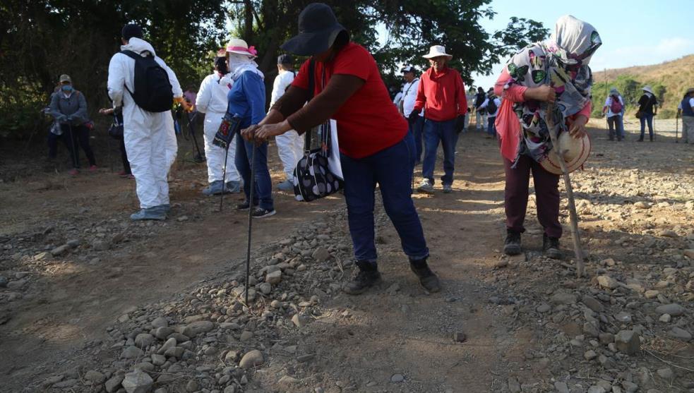 Veracruz tiene casi el 20% de las fosas clandestinas del país, lidera hallazgos