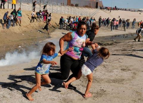 Agresión a migrantes en cruce fronterizo, es lamentable: CNDH