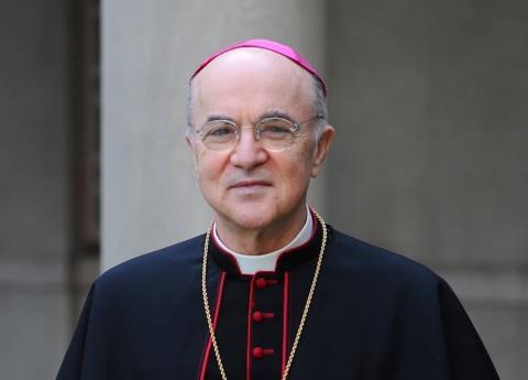 ¿Quién es el arzobispo que pide la renuncia del Papa Francisco?