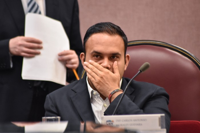 """""""Licuadora"""" en ayuntamientos, por falta de recursos, justifican"""