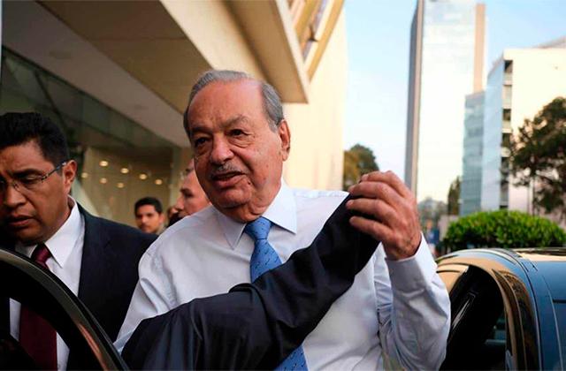 Carlos Slim también da positivo a covid-19