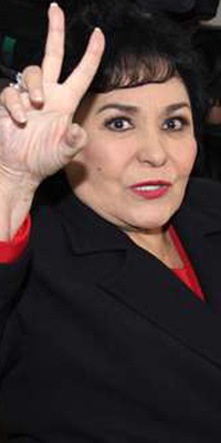 Carmen Salinas busca presidir comisión de Cultura y Cinematografía