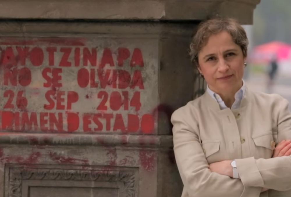 Aristegui está de regreso... ¡En vivo!