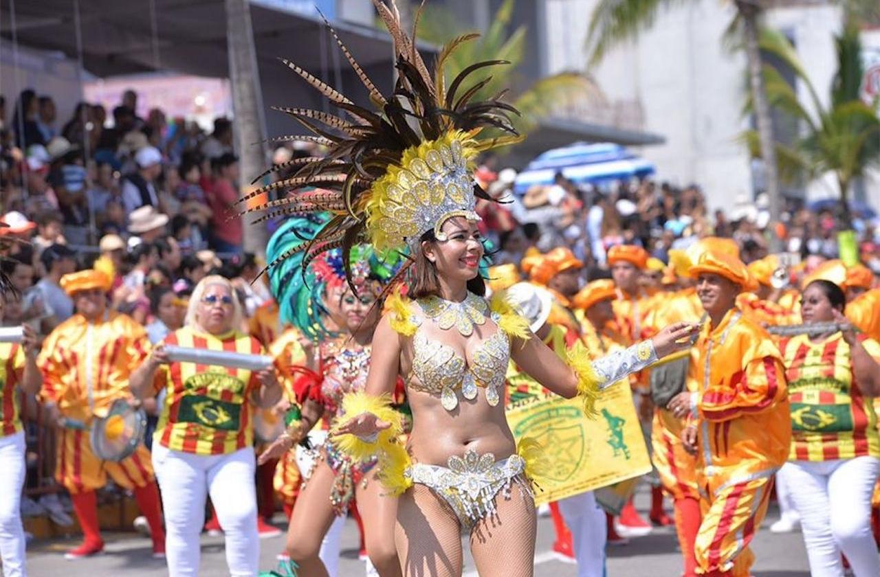 Carnaval de Veracruz reforzará medidas sanitarias ante el coronavirus