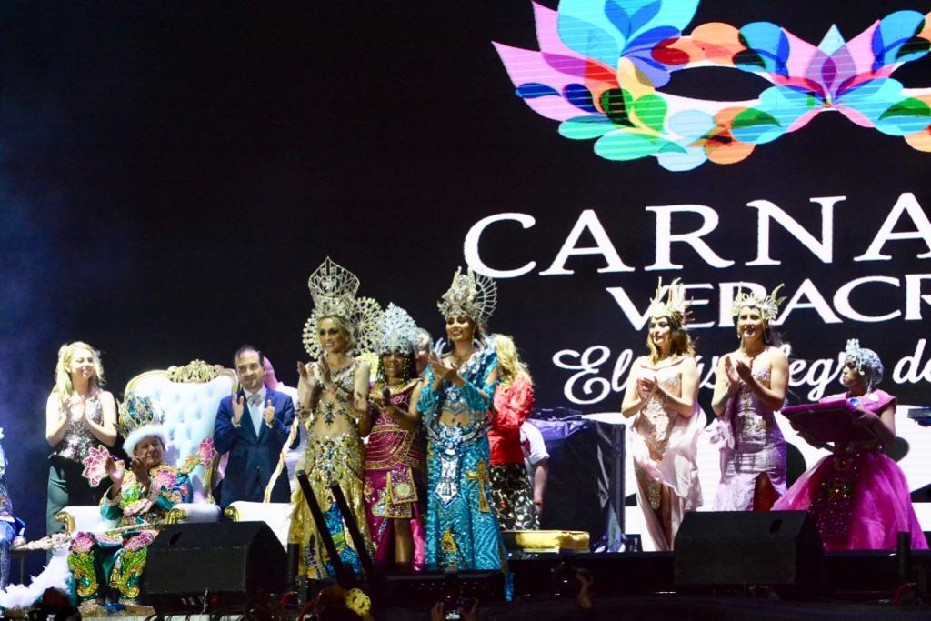 SEV sólo autorizó puente de carnaval en 4 municipios de Veracruz