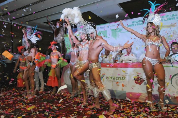 Esperan derrama económica de 250 mdp para Carnaval de Veracruz 2016