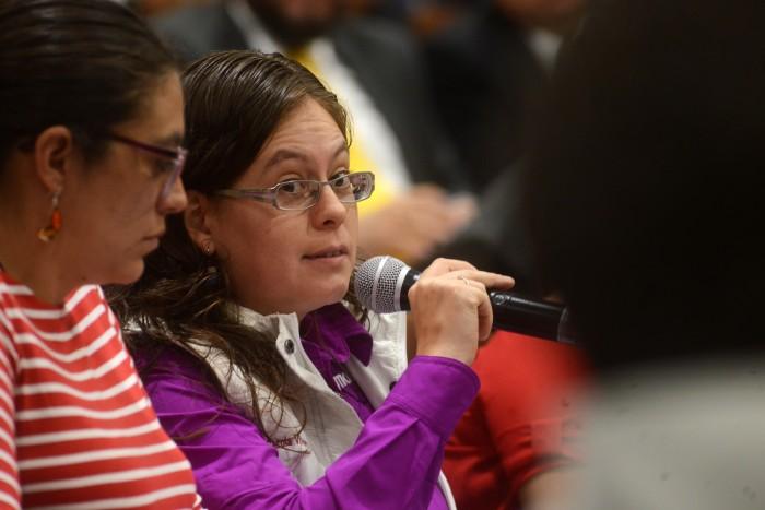 Morena va contra familiar de diputada por comentario sobre periodistas